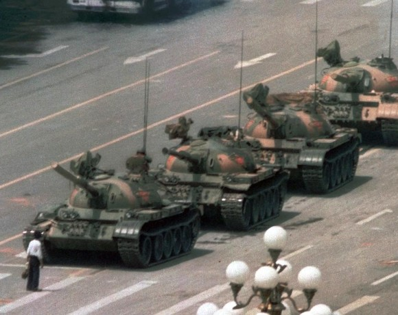 The struggle for a better environment might require citizens all over the world to dare to stand up to their government, like many Chinese students did in the Tiananmen Square protests of 1989.